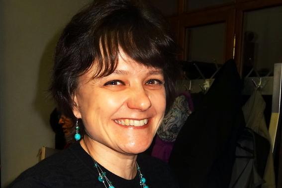 Radka Mazáčková, knihovnice