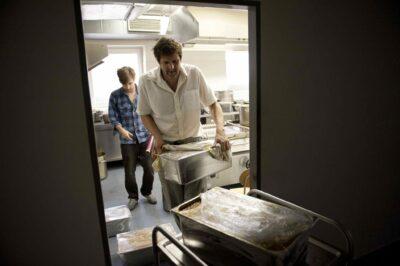 Vaření Hostiny pro tisíc