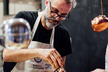 Massimo Bottura, foto: Angelo Dal Bo