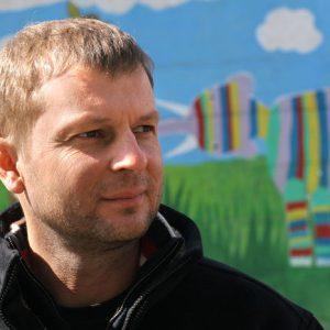 Michal Broža, ředitel Informačního centra OSN